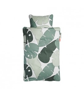 FUNDA NORDICA BEDLINEN BABY 70 X 100 TINY TROPICS 2093193 DONE BY DEER