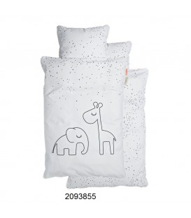 FUNDA NORDICA BEDLINEN JUNIOR 100 X 140 20791 DONE BY DEER