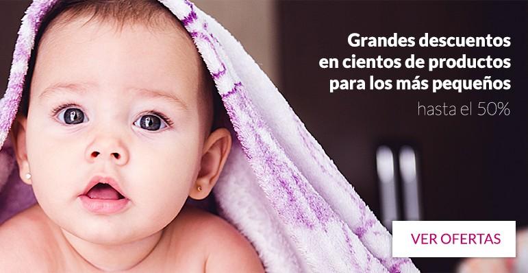 Ofertas en productos para bebes